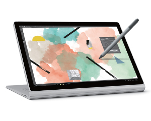 Microsoft Surface Book 2 + Surface Pen